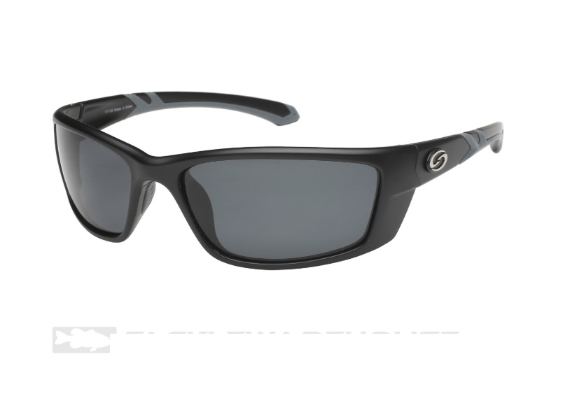 Strike King Plus Cumberland Sunglasses Black/Gray-img-0