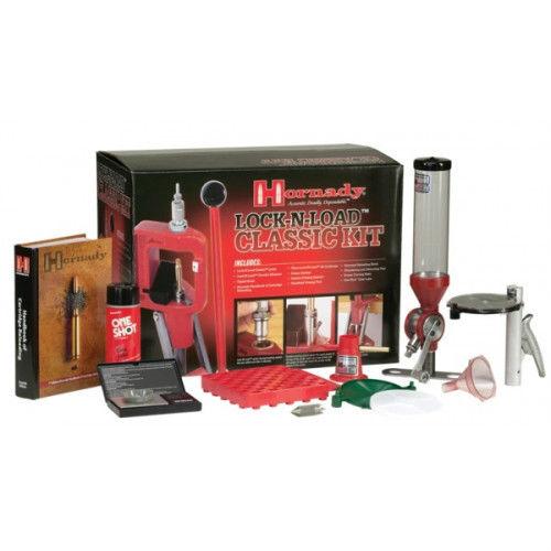 Hornady Lock-N-Load Classic Reloading Kit - 085003-img-0