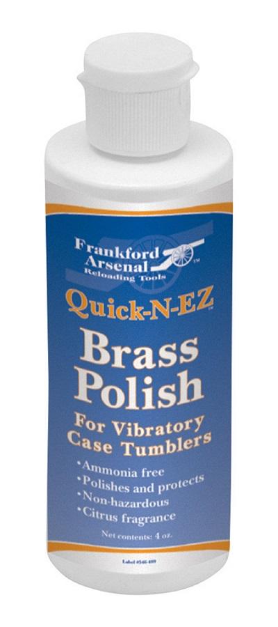Frankford Arsenal Quick-n-Ez Brass Polish 4 Oz-img-0