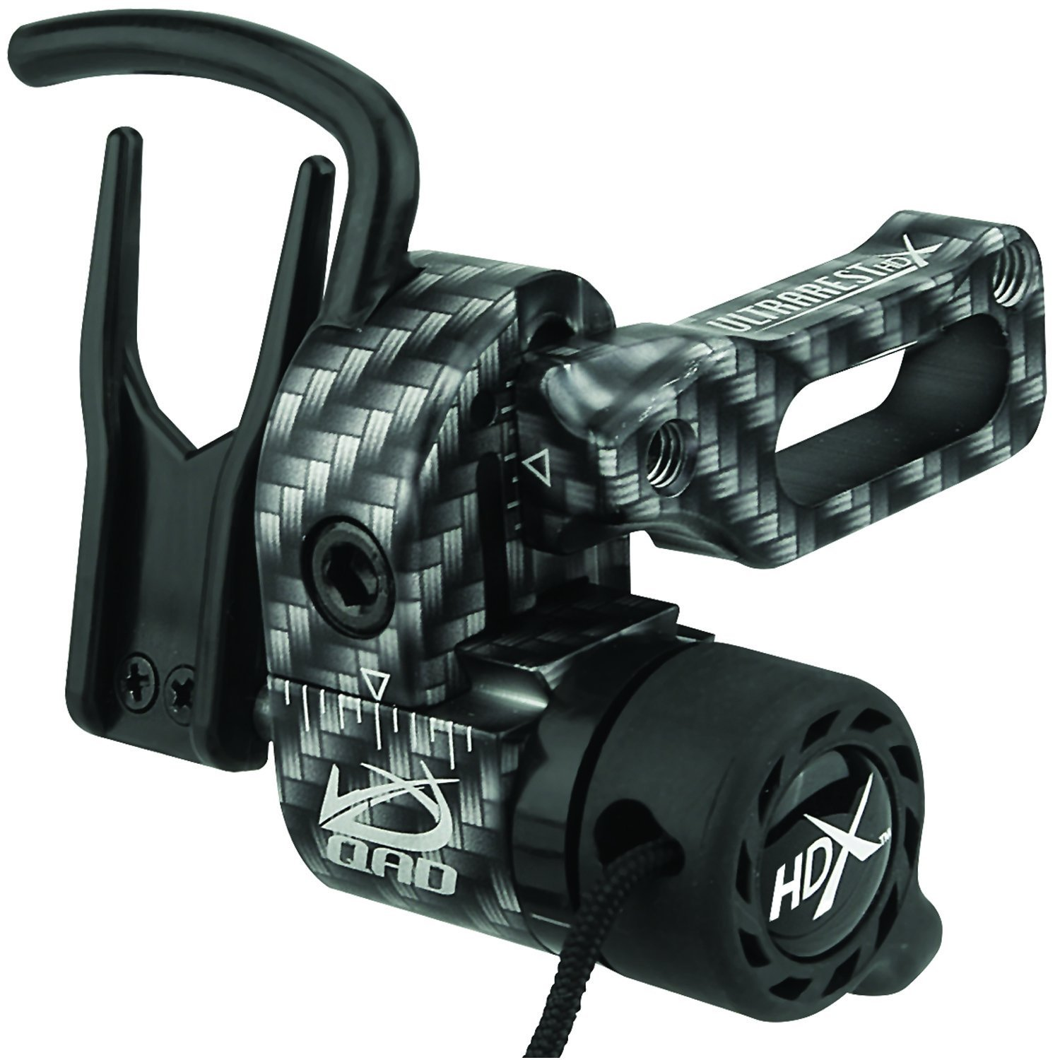 QAD Bow Ultra Rest HDX Tactical Left Hand NEW-img-0