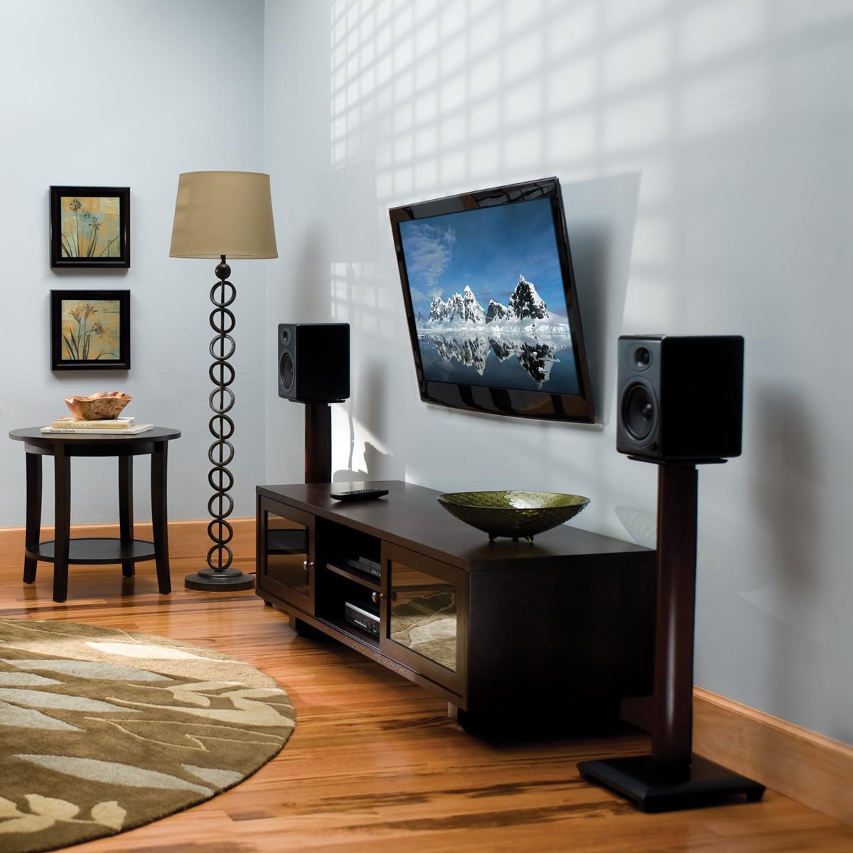 Audioengine-A5-Classic-Powered-Bookshelf-Speakers-Pair thumbnail 9