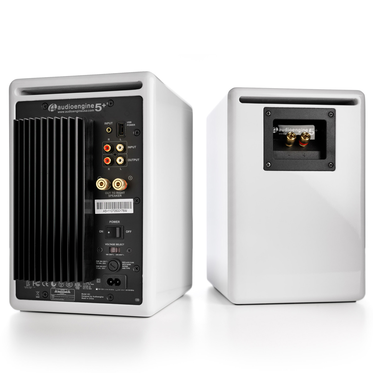 Audioengine-A5-Classic-Powered-Bookshelf-Speakers-Pair thumbnail 11