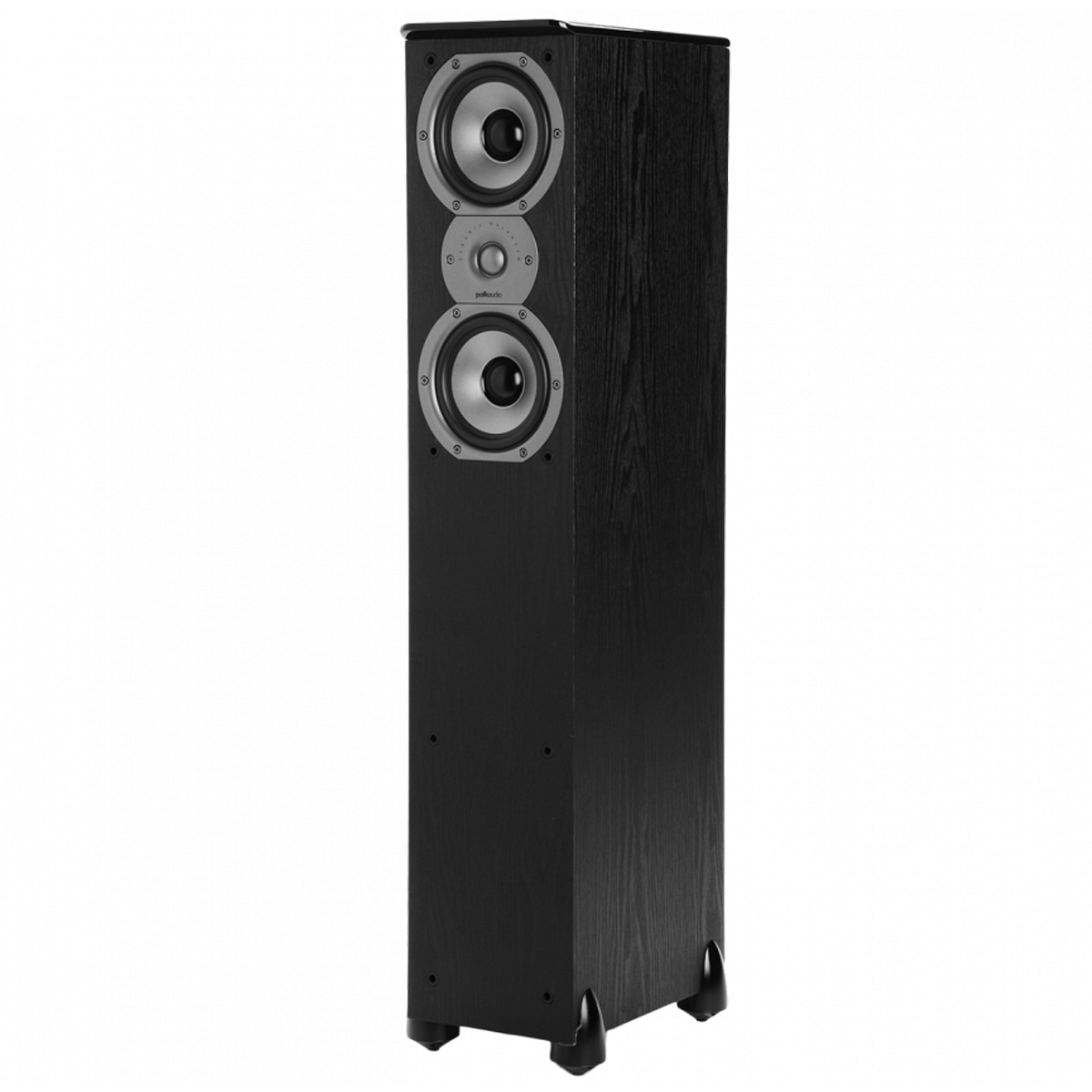 Polk Audio Tsi300 3-way Tower Speaker With Two 5 25 U0026quot  Drivers