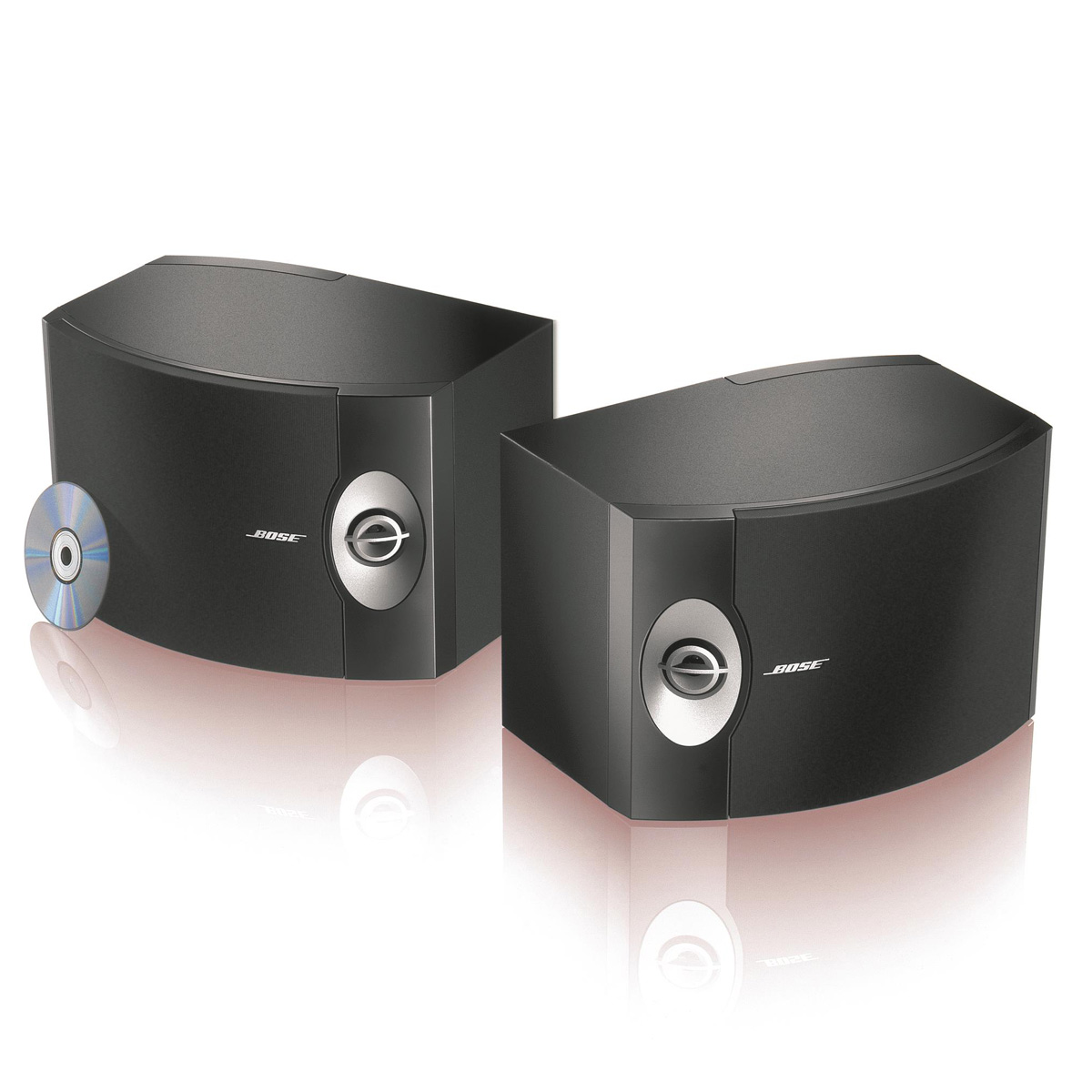 Bose Car Sound System Ebay: Bose 301 Series V Direct/Reflecting Speaker System (Black