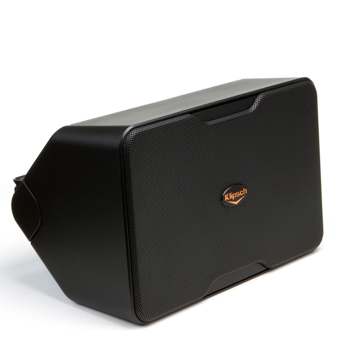 Klipsch-CP-6-Compact-Performance-Series-Outdoor-Loudspeakers-Pair thumbnail 5