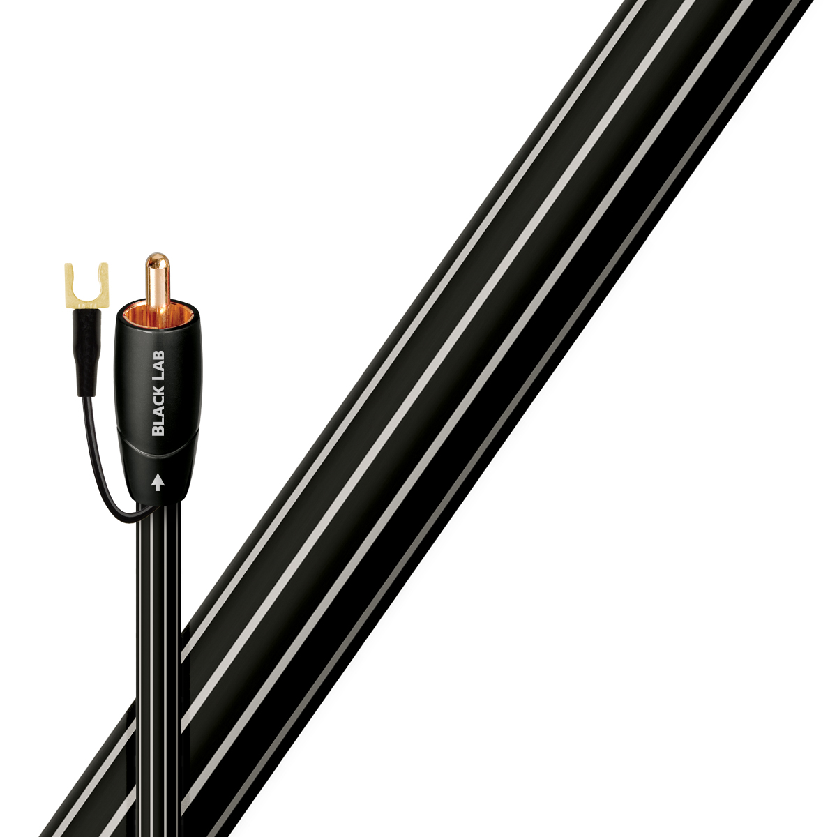 AudioQuest Evergreen 3.5mm Male to 3.5mm Male Cable 3m 9.84 ft.