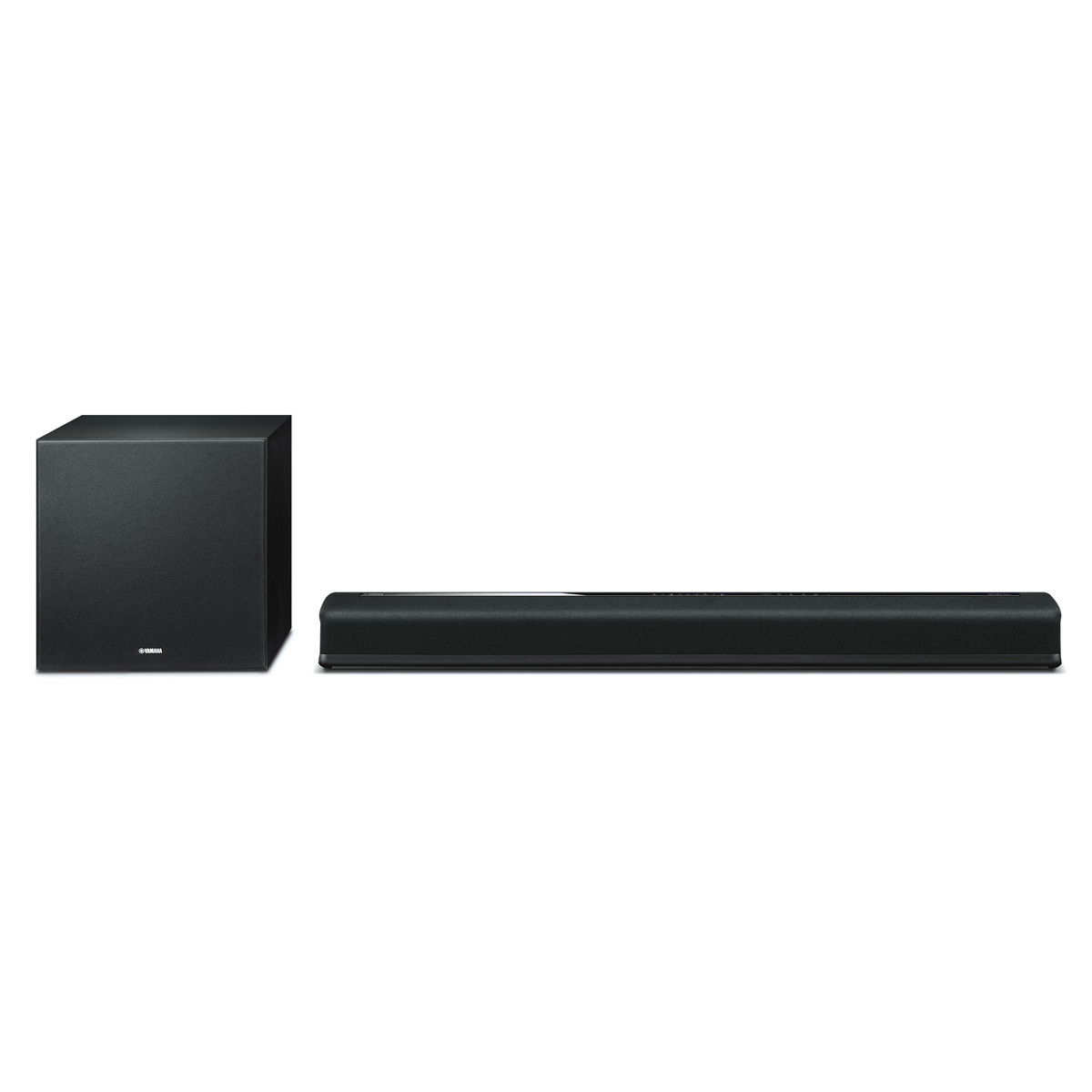 yamaha yas 706 musiccast sound bar with wireless subwoofer. Black Bedroom Furniture Sets. Home Design Ideas