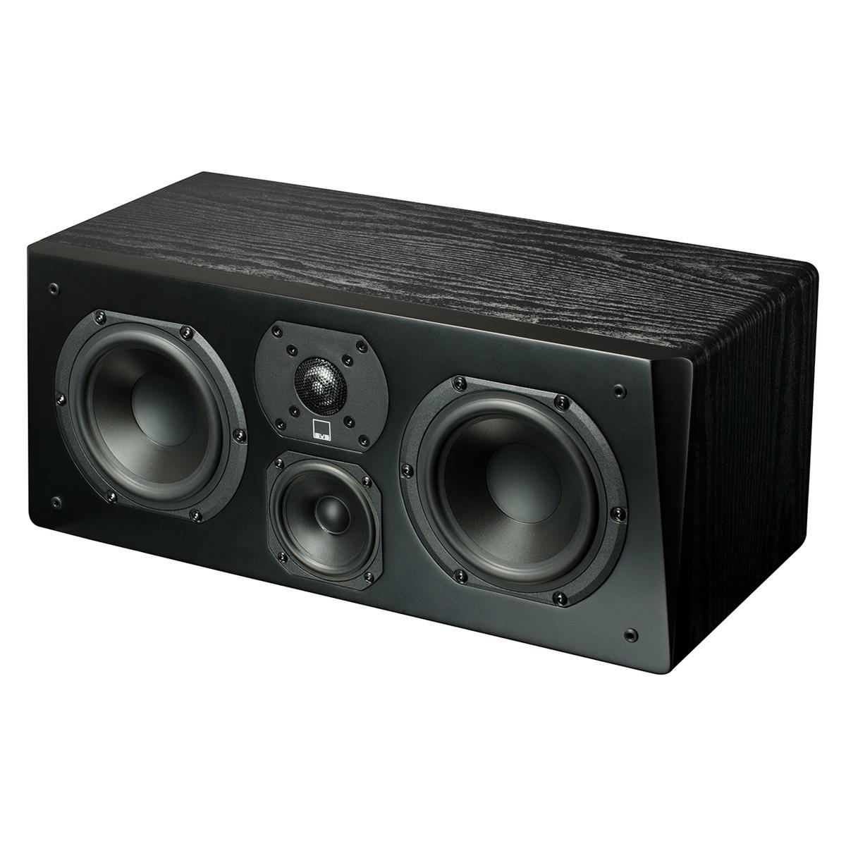 SVS Prime Center Speaker (Premium Black Ash)