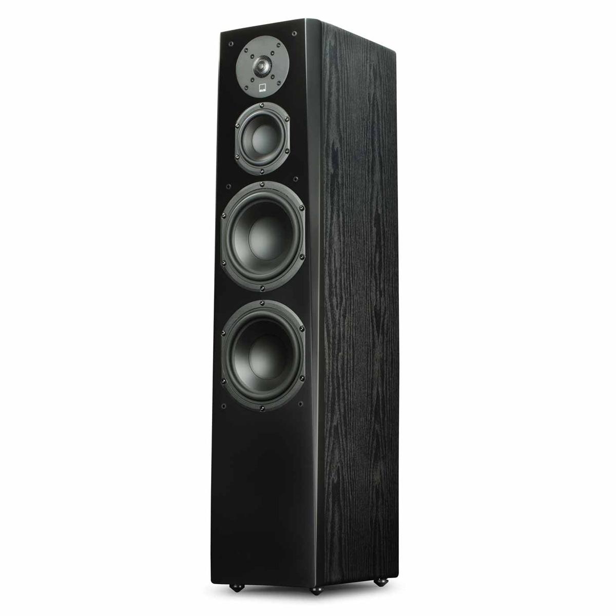 SVS Prime Tower Speaker - Each (Premium Black Ash)