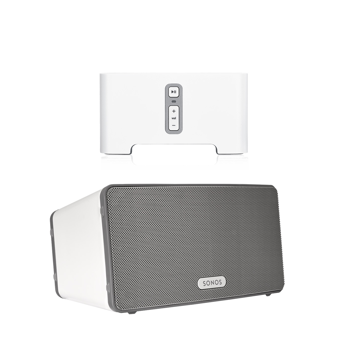 sonos play 3 ethernet connection