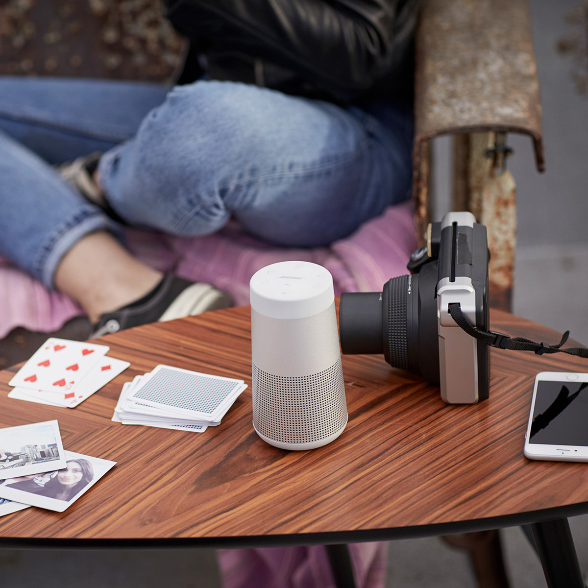 Bose-SoundLink-Revolve-Portable-Bluetooth-Speaker thumbnail 15