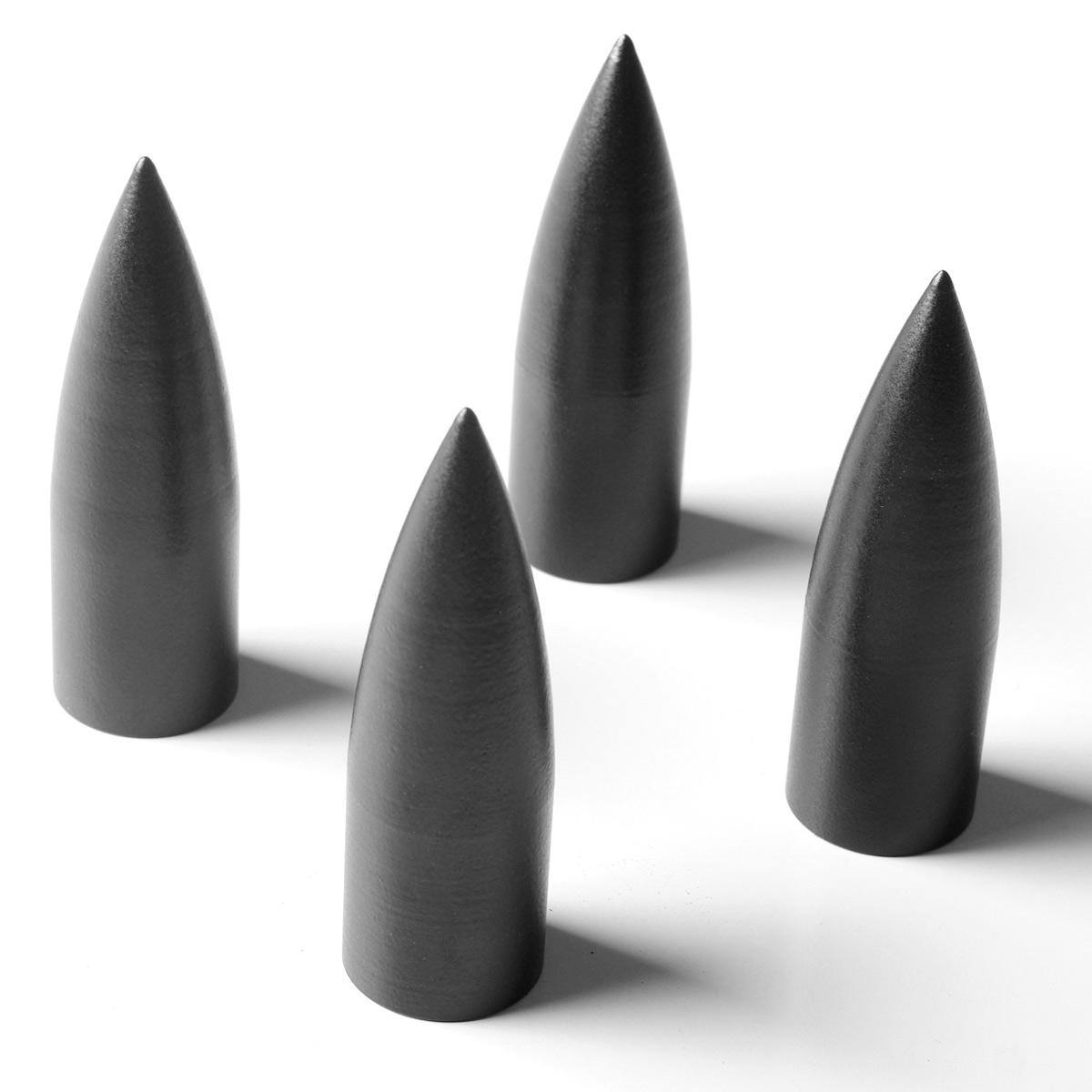 archetype furniture. salamander archetype furniture spikes set of 4 black