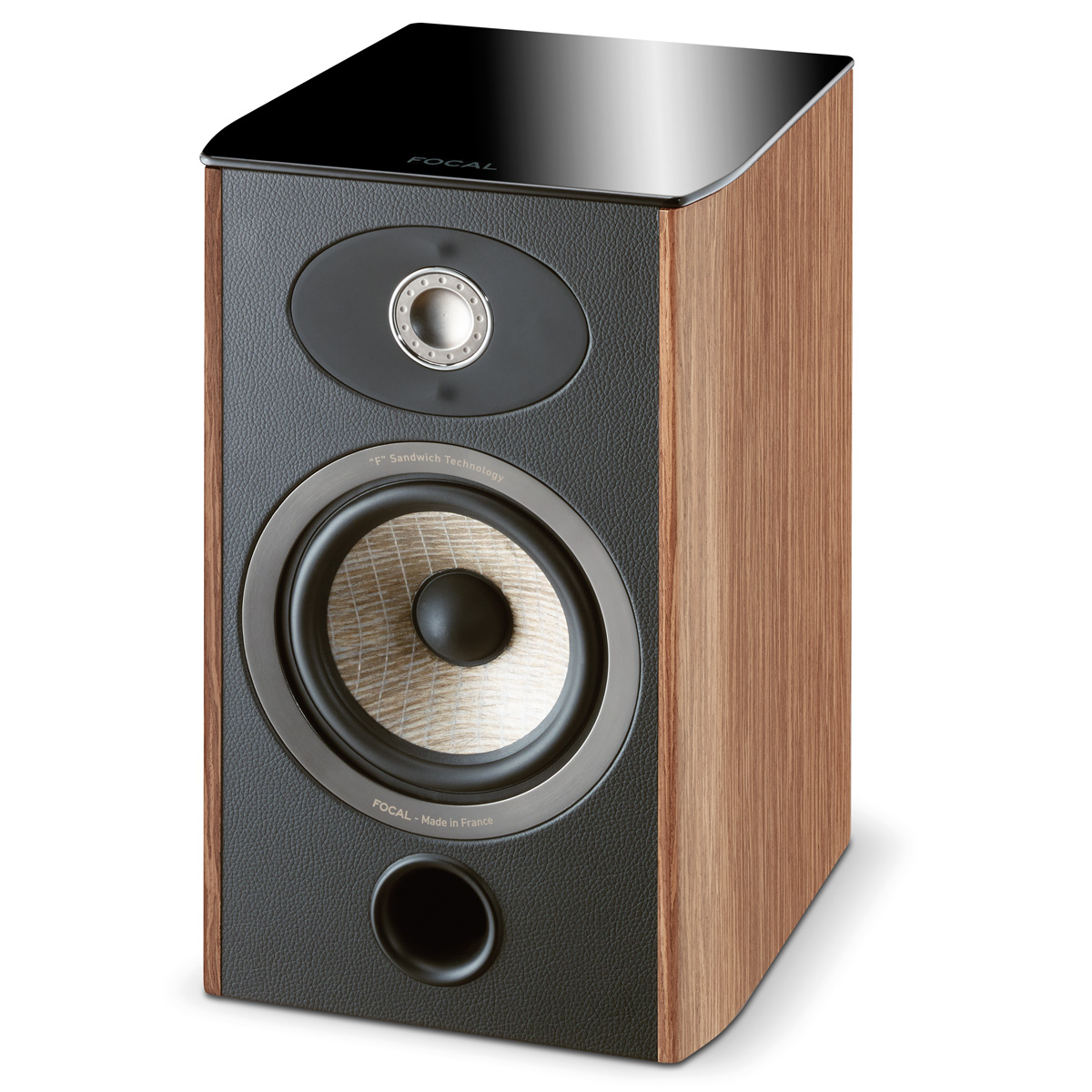 Focal Aria 906 2 Way Bass Reflex Bookshelf Speakers
