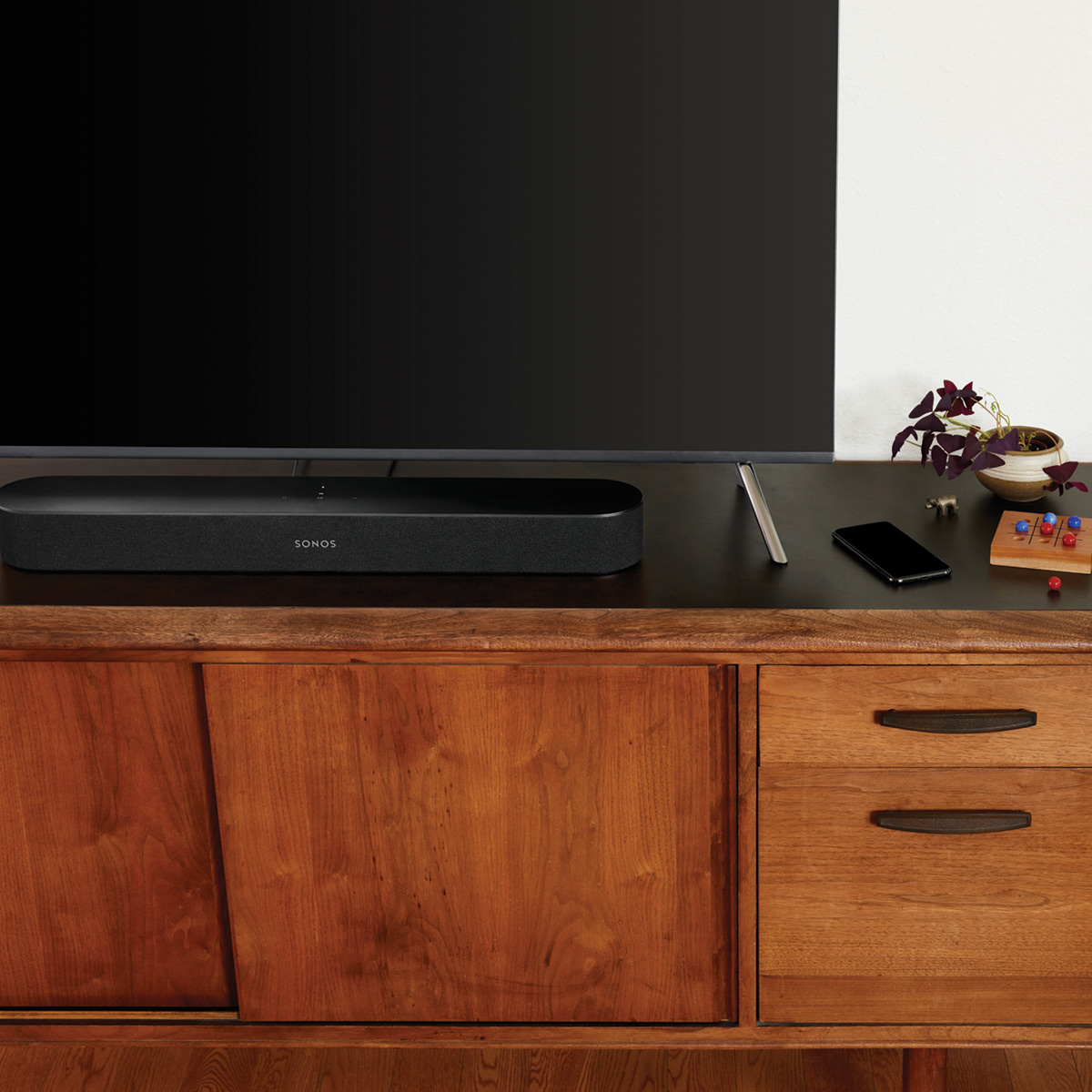 Sonos-Beam-Compact-Smart-Sound-Bar-with-Voice-Control thumbnail 22
