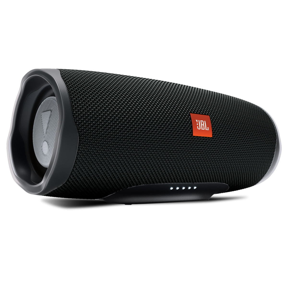 JBL Charge 4 Portable Waterproof Wireless Bluetooth Speaker (Black)