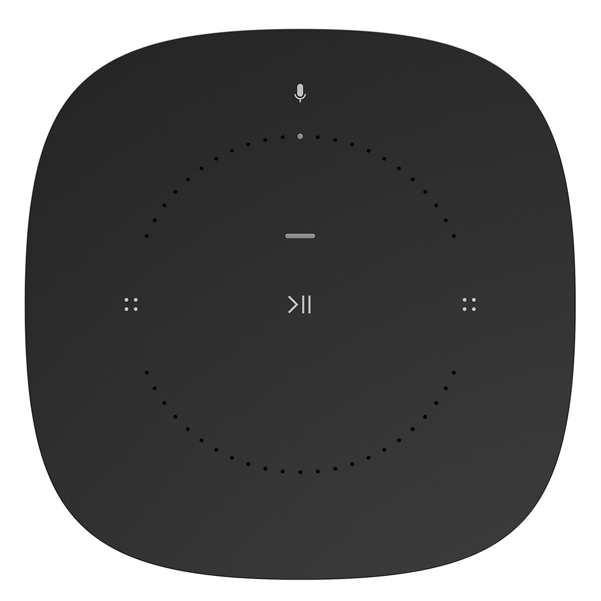 Sonos-One-Voice-Controlled-Wireless-Smart-Speaker-Gen-2 thumbnail 10