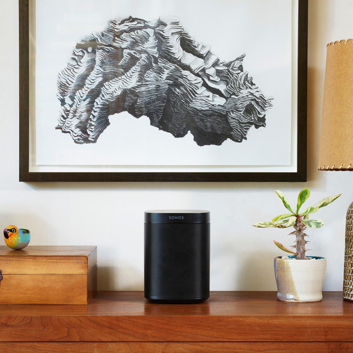 Sonos-One-Voice-Controlled-Wireless-Smart-Speaker-Gen-2 thumbnail 11