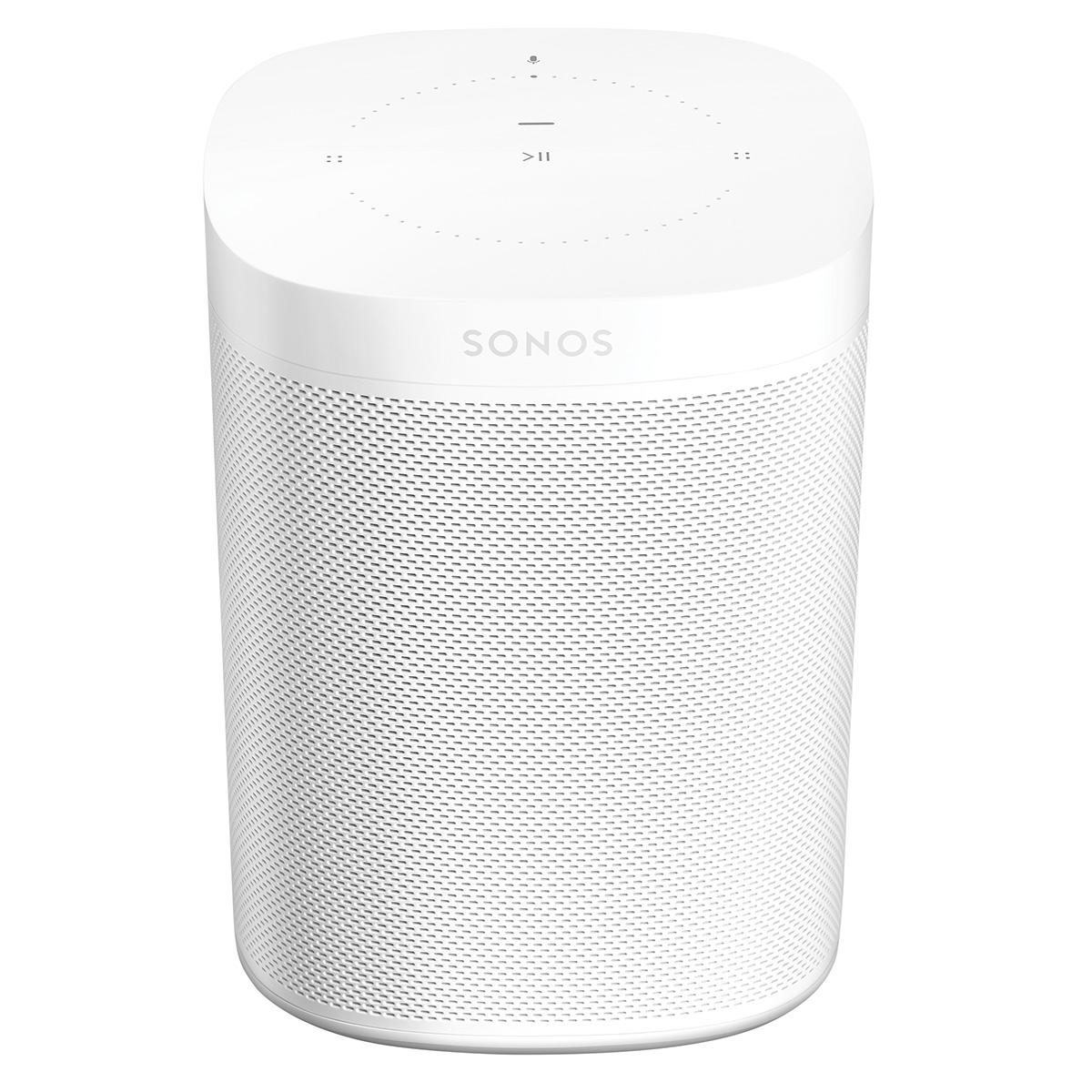 Sonos-One-Voice-Controlled-Wireless-Smart-Speaker-Gen-2 thumbnail 14