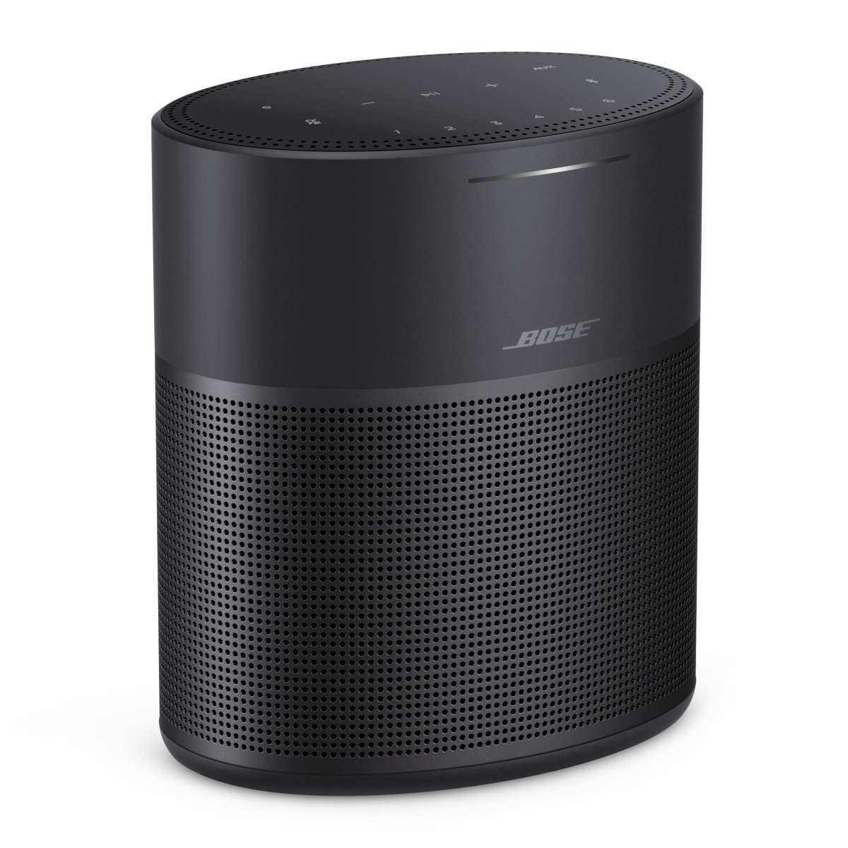 Bose Home Speaker 300 with Alexa & Google Assistant (Triple Black)