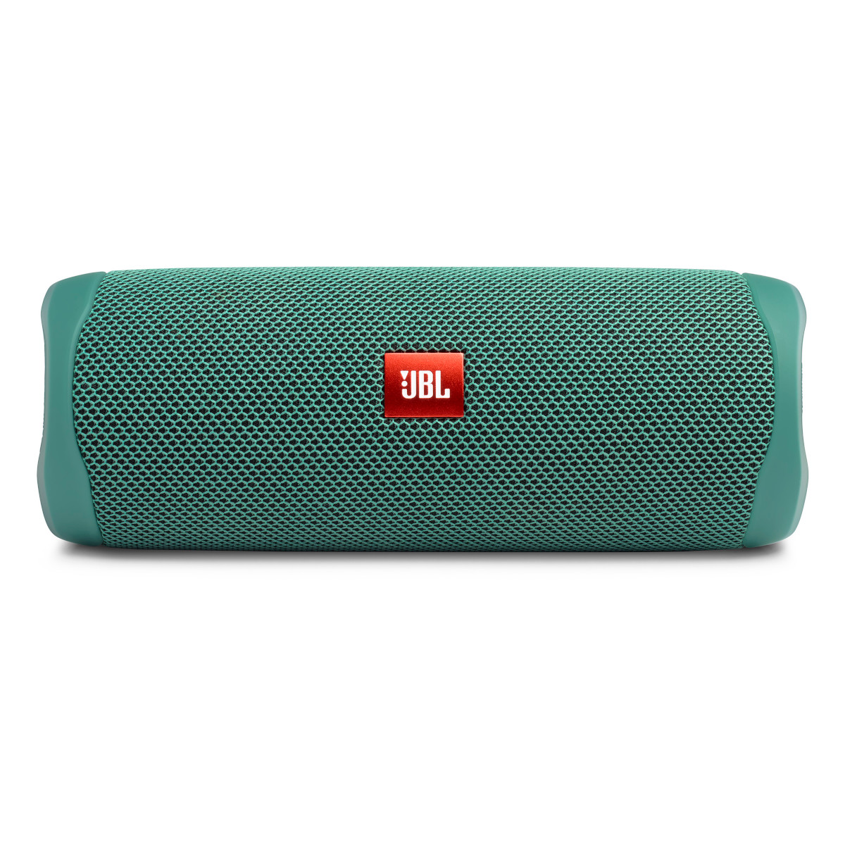 JBL Flip 5 ECO Portable Waterproof Bluetooth Speaker Made From 90% Recycled Plastic (Forest Green)