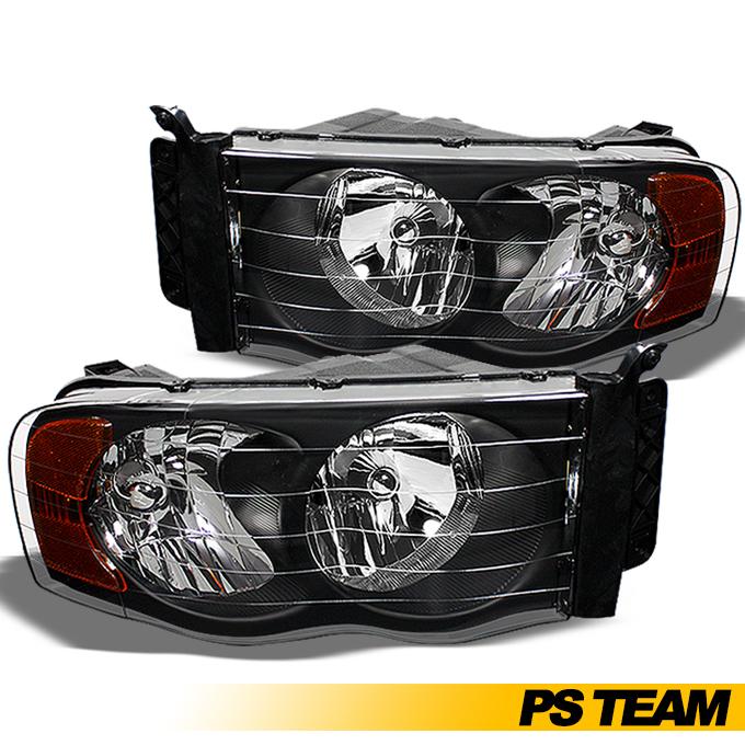 2002 Dodge Ram 1500 Headlights