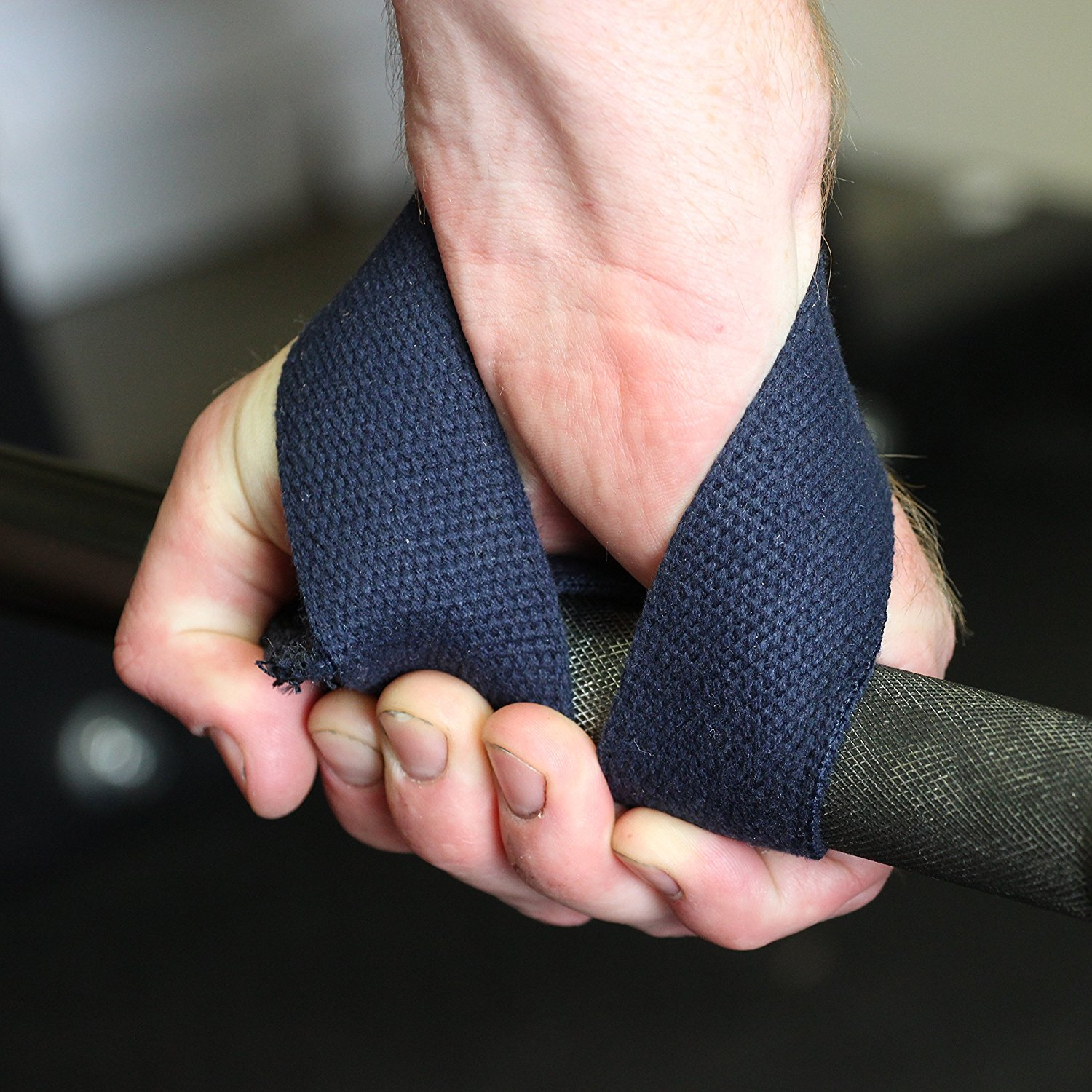 how to use olympic weightlifting straps