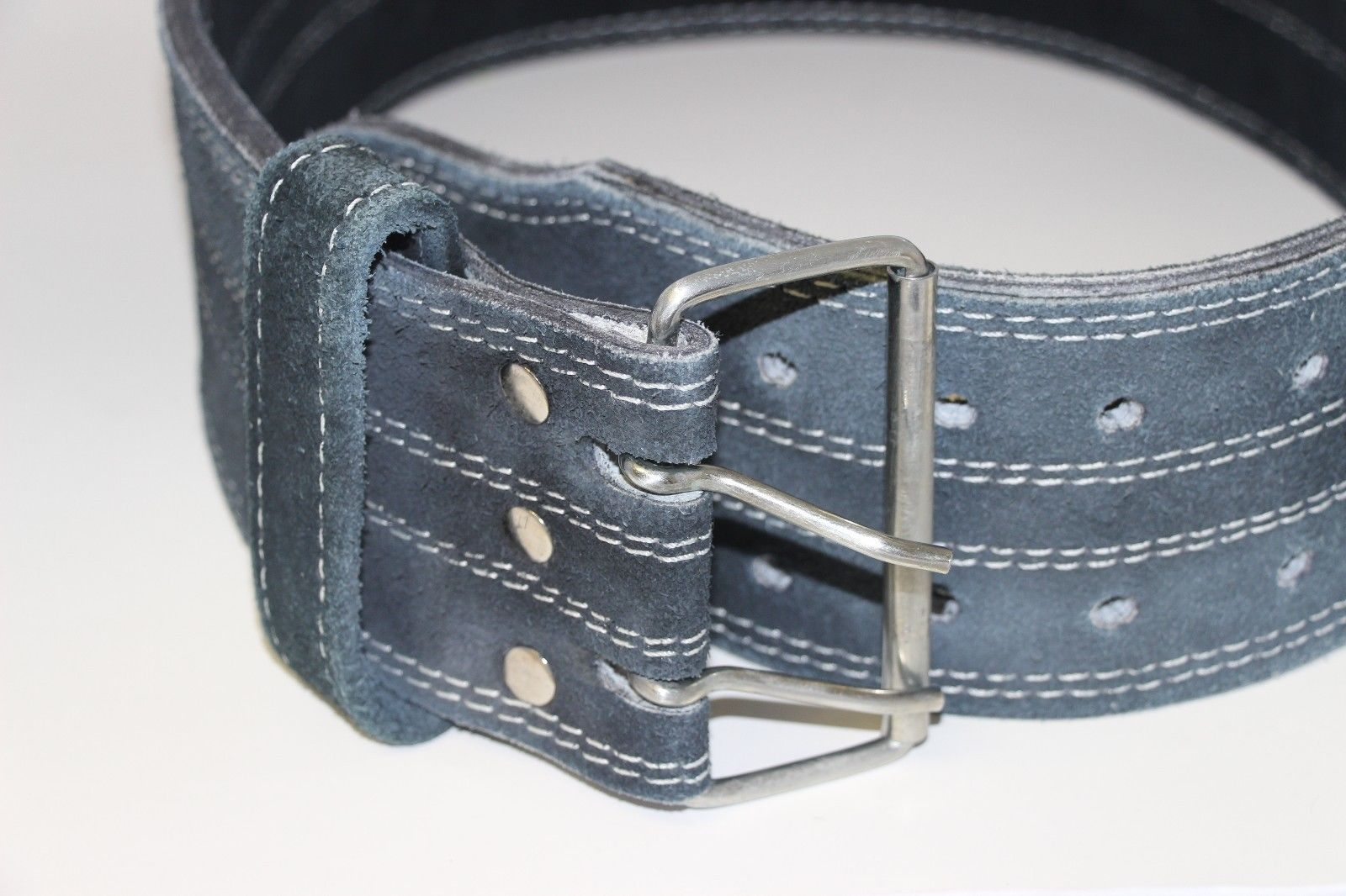 NEW with Imperfections Powerlifting Single Prong 13mm Power Belt LARGE