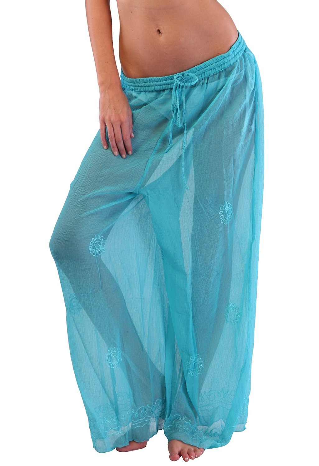 Ingear Beach Sheer Pants Cover Up | eBay