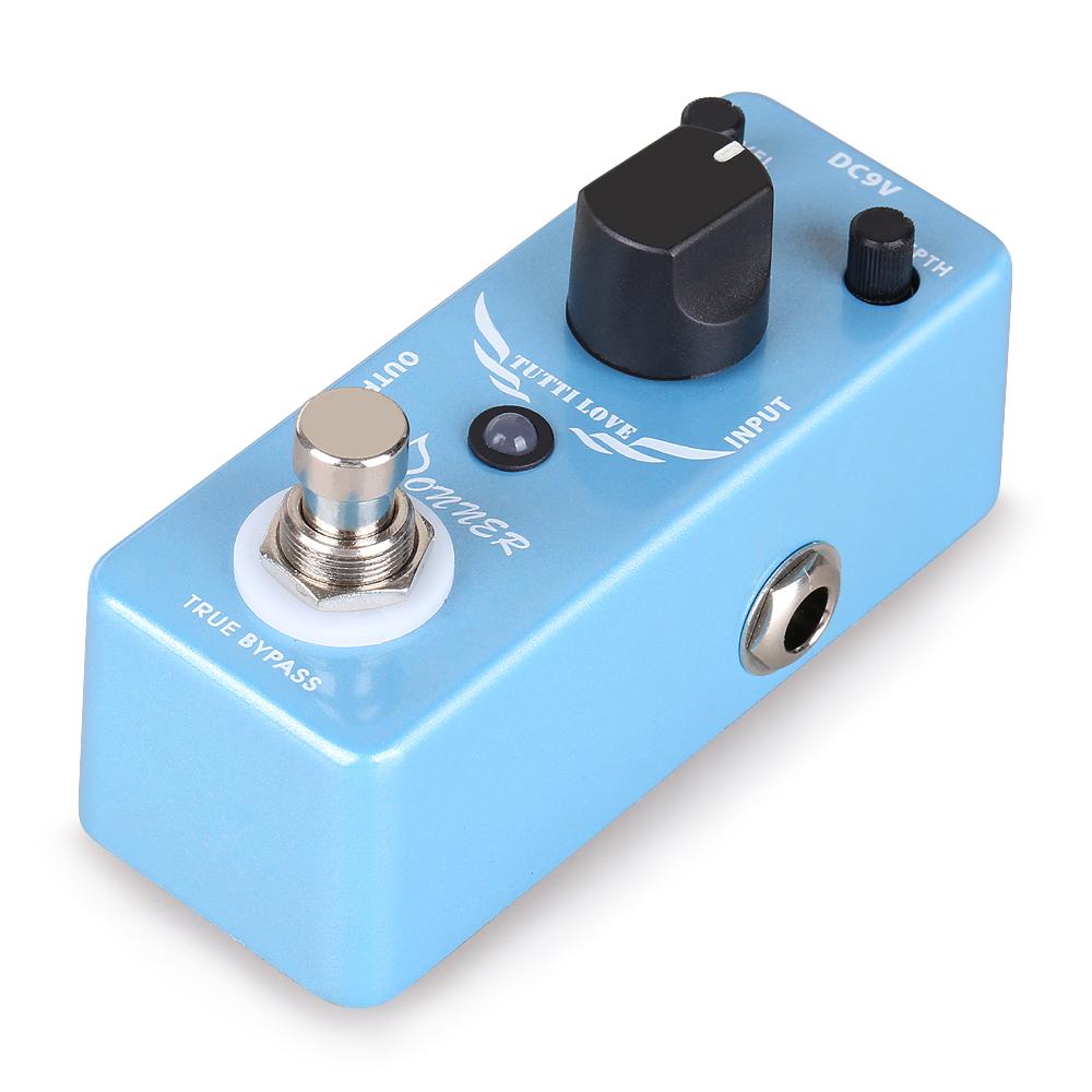 donner electric guitar effect pedals delay overdrive fuzz digital reverb pedal ebay. Black Bedroom Furniture Sets. Home Design Ideas