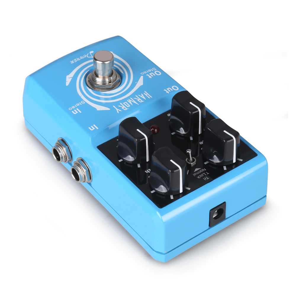 donner harmony guitar effect pedal tri chorus tone lock true bypass best ebay. Black Bedroom Furniture Sets. Home Design Ideas