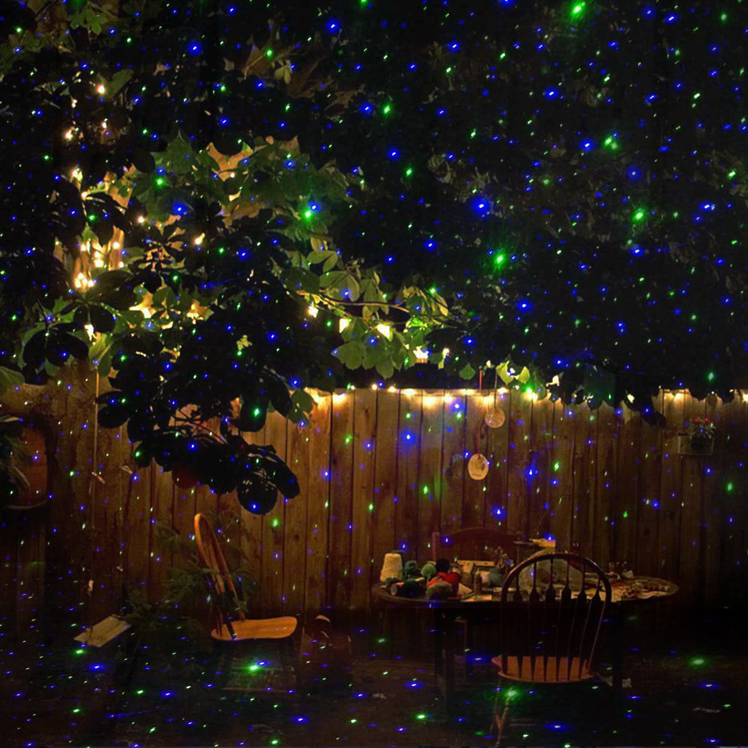 Laser Lights Outdoor Holiday Decoration Christmas Lighting ...