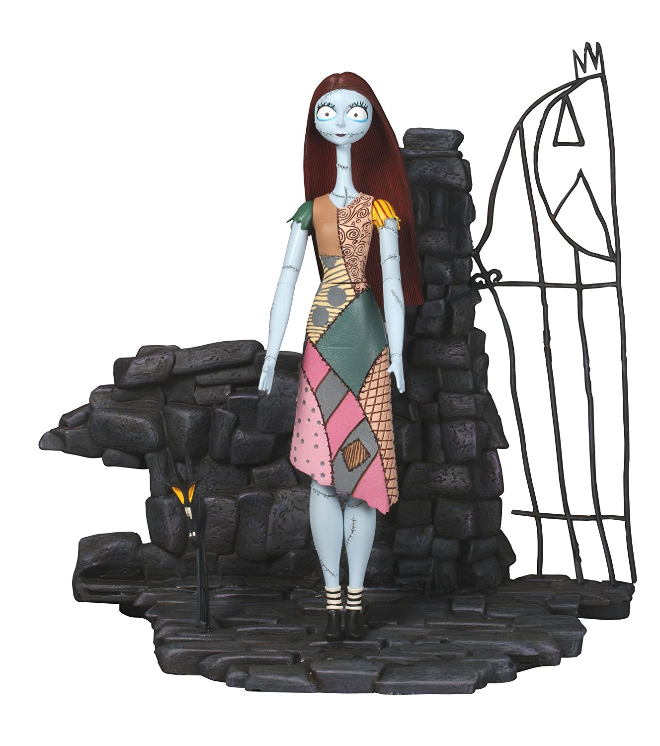Nightmare Before Christmas Select Sally Action Figure 699788812983 ...
