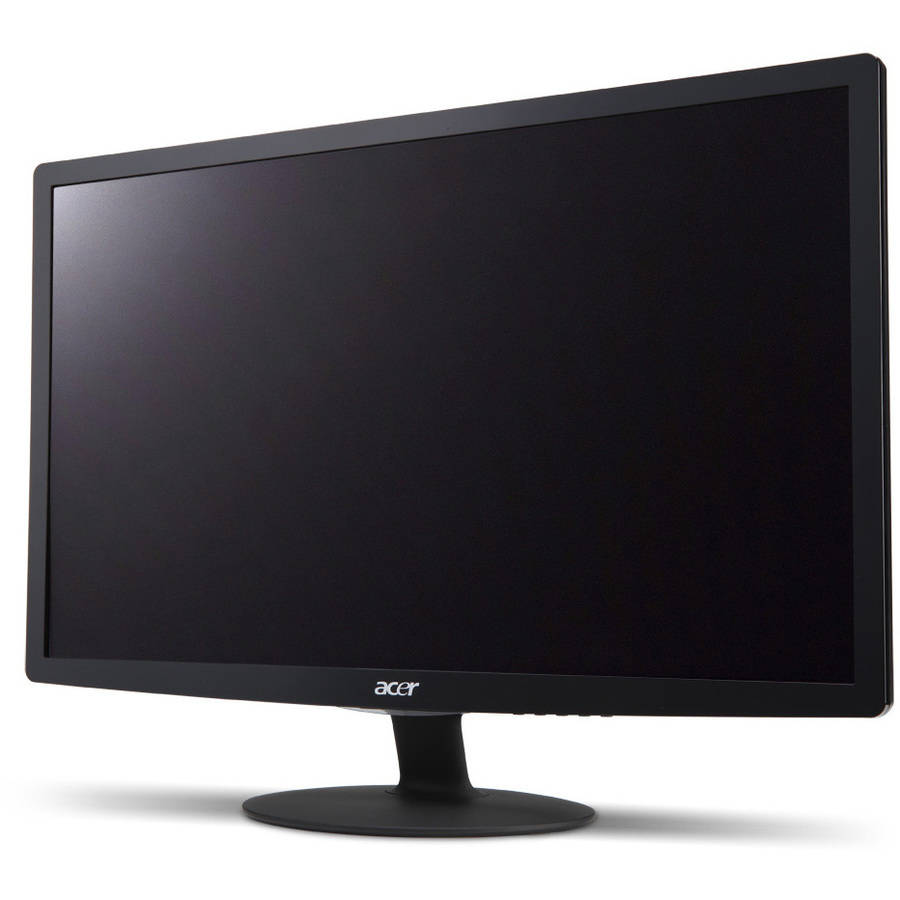 Acer Monitor Cable : Acer quot lcd widescreen monitor full hd ms