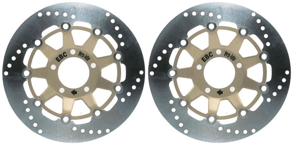 EBC Pro-Lite Standard Rear Brake Rotor  MD2103