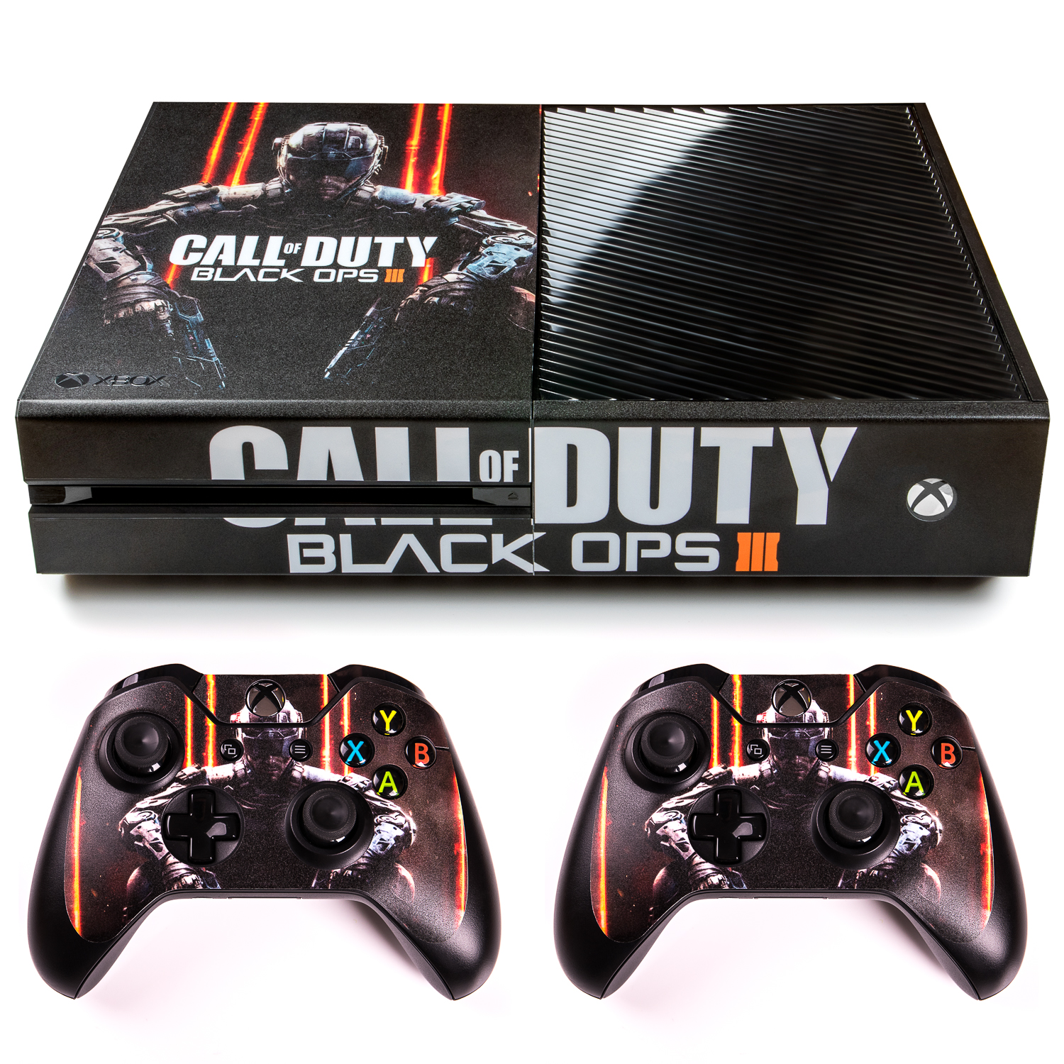 GNG Xbox One Console Skin Cover Decal Stickers + 2 ...Xbox One Skins