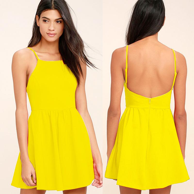 e0b7342e4b Spaghetti Strap Casual Dresses – fashion dresses