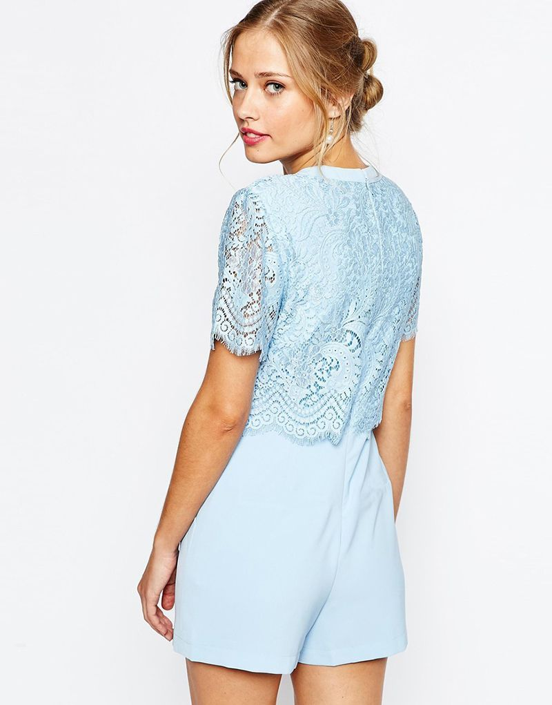 Shop eBay for great deals on Women's Lace Jumpsuits. You'll find new or used products in Women's Lace Jumpsuits on eBay. Free shipping on selected items.