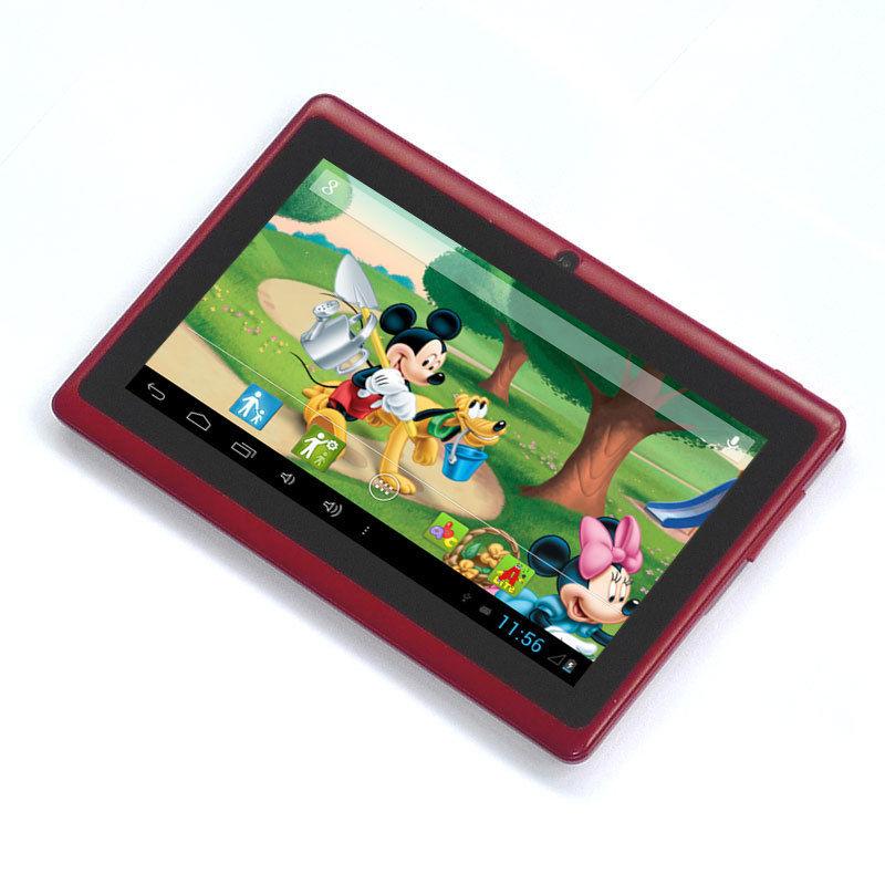 new 7 google android 4 2 tablet pc mid for kids children. Black Bedroom Furniture Sets. Home Design Ideas