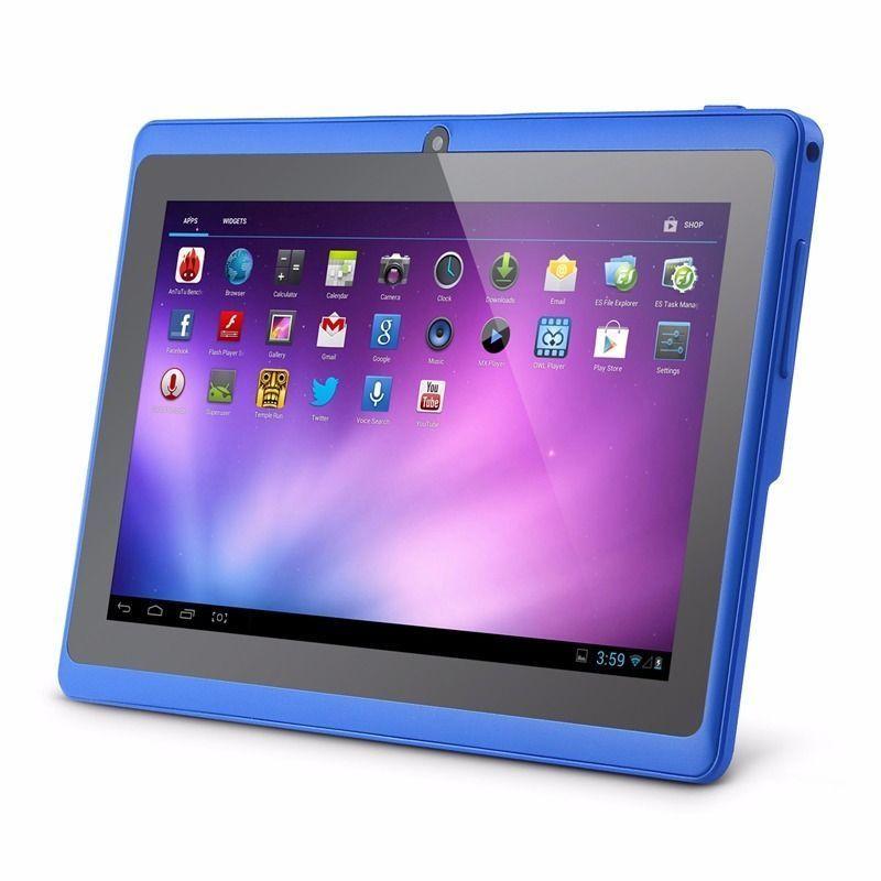 8gb 7 google android 4 4 tablet pc for kids children dual. Black Bedroom Furniture Sets. Home Design Ideas