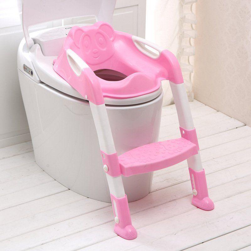 Baby Toddler Kids Potty Toilet Training Safety Adjustable