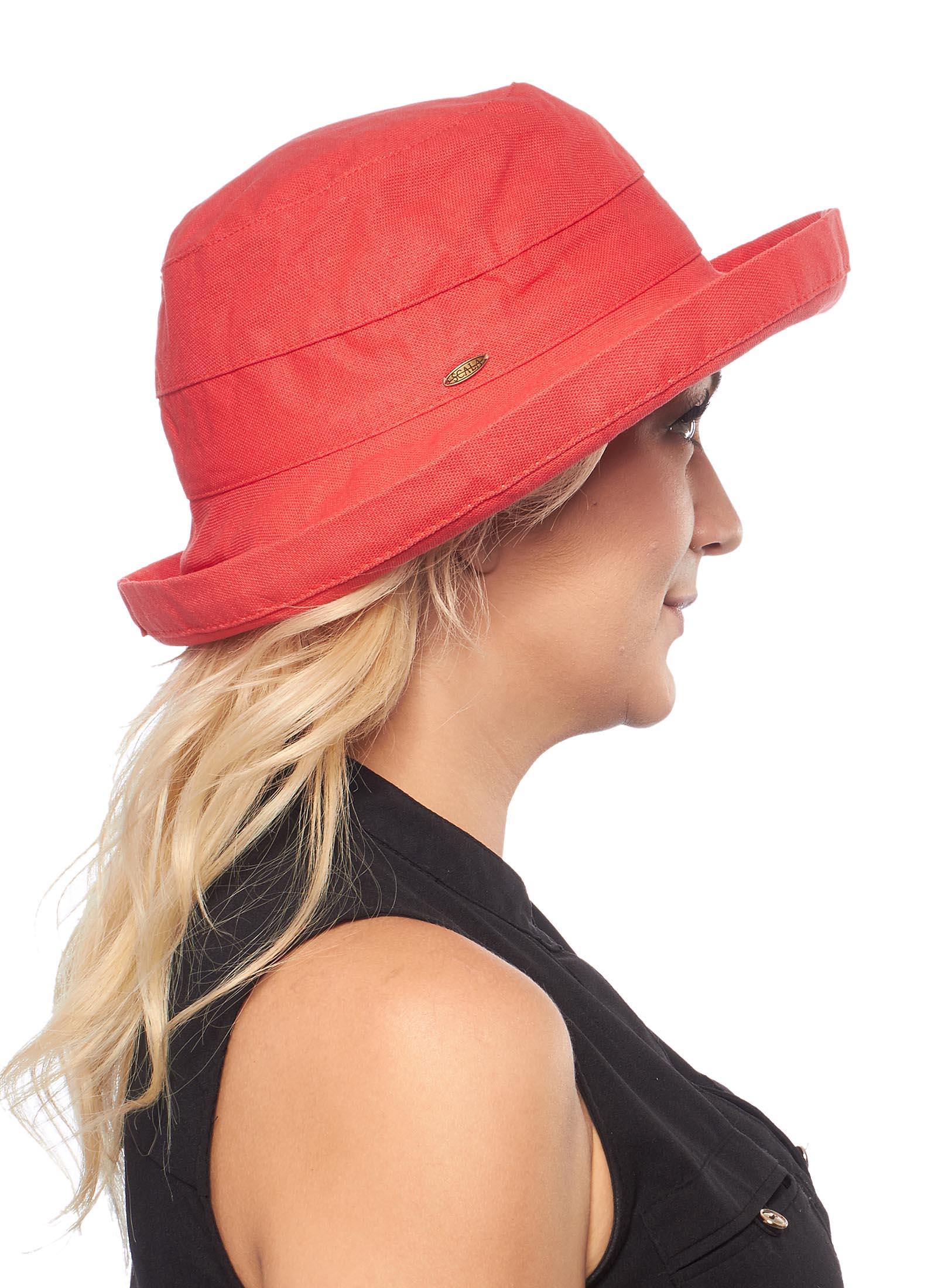 9dbe6e4a9e3 Greatlookz Cozumel Medium Brim Scala Cotton Sun Hat for Ladies