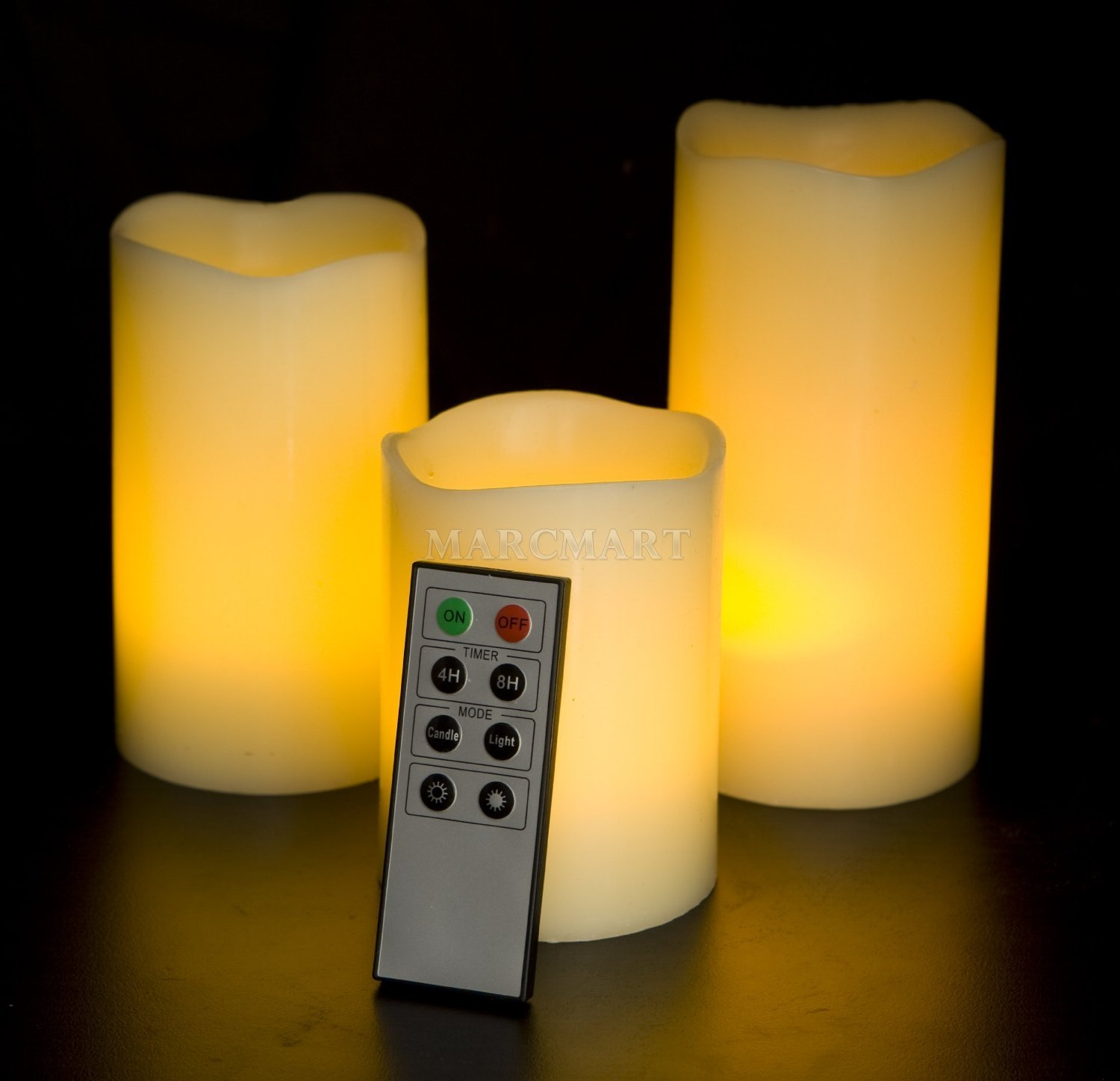 flameless candles with timer set of 3 ivory led flameless candle pillar candle with 28703