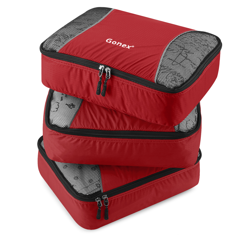 5X Cube Storage Bag Clothes Underwear Socks Bag Travel ...