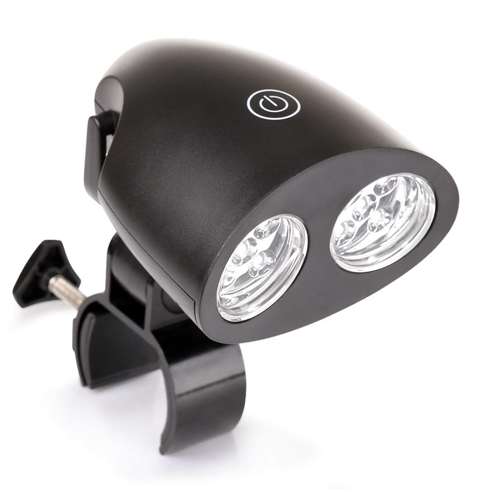 10 led ultra bright barbecue grill light bar mount bbq light for grilling adjust ebay. Black Bedroom Furniture Sets. Home Design Ideas