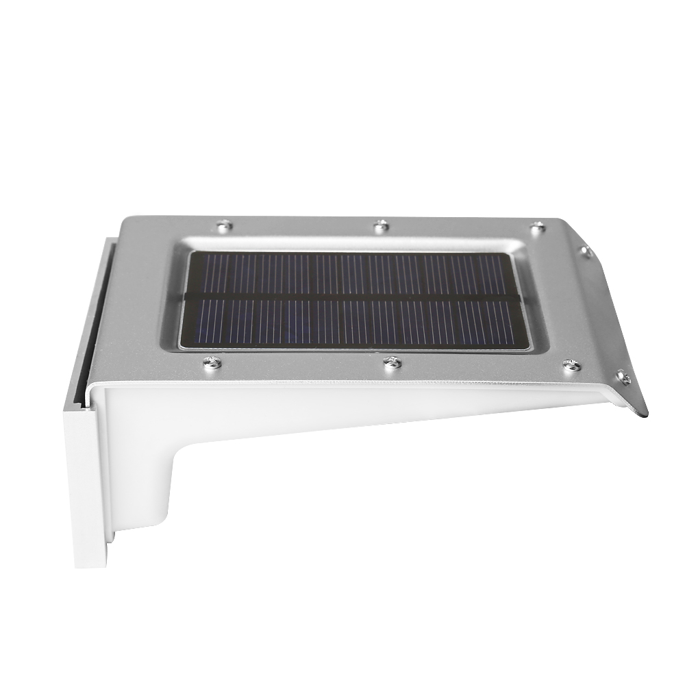 Installing Solar Flood Lights : Led bright solar light with motion detection sensor
