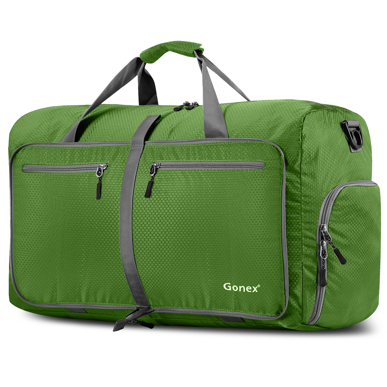 Lightweight Travel Trailer: 60L Travel Bags Luggage Duffel Bags Lightweight For Sports