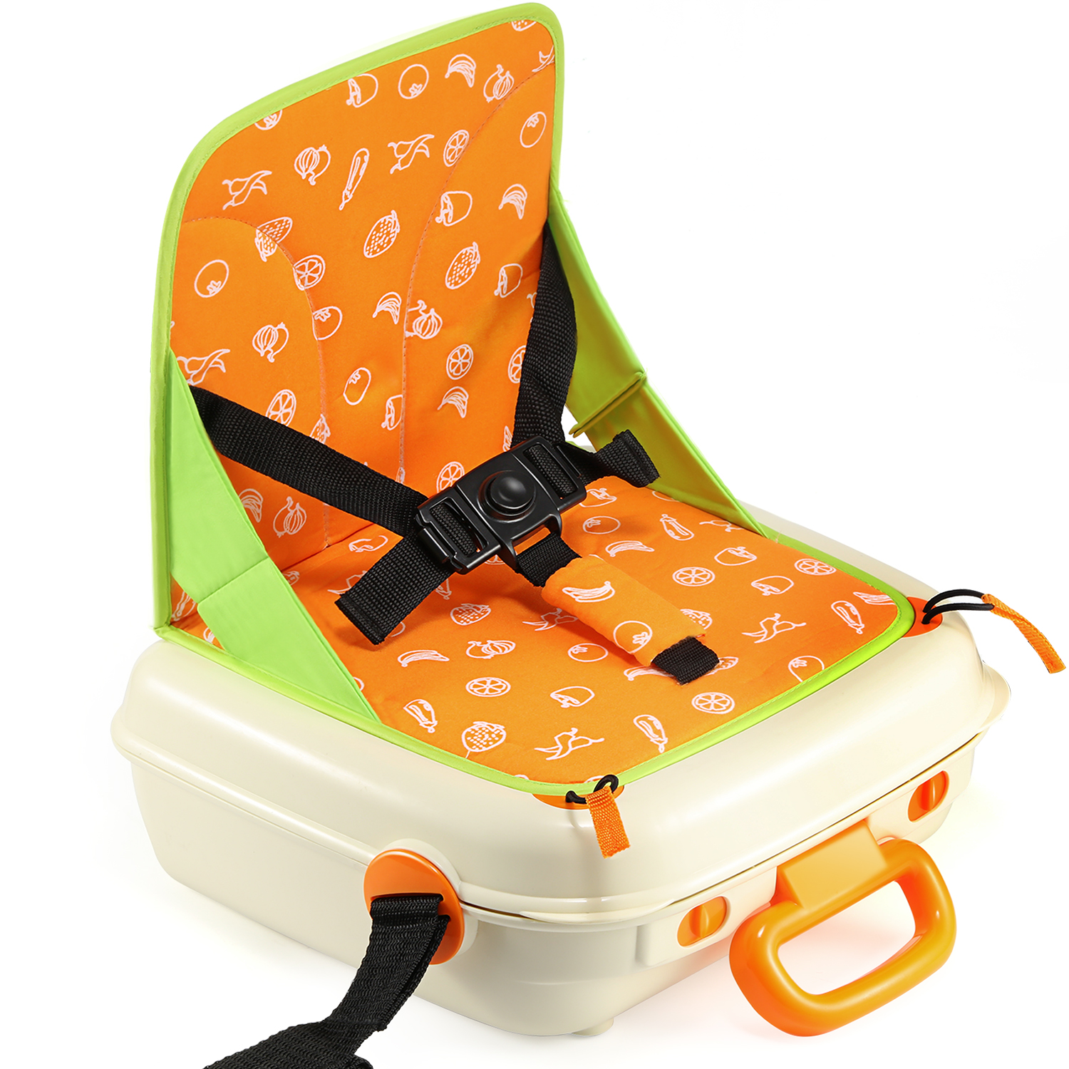 portable travel baby kids toddler feeding high chair booster seat ebay. Black Bedroom Furniture Sets. Home Design Ideas