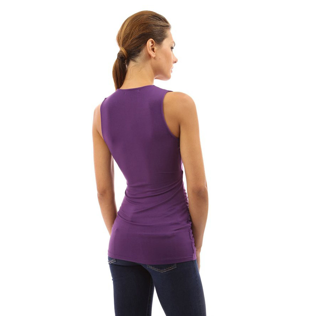 Design custom made v neck ladies t-shirts online. Free shipping, bulk discounts and no minimums or setups for custom made v neck ladies t-shirts. Free design templates. Over 10 million customer designs since