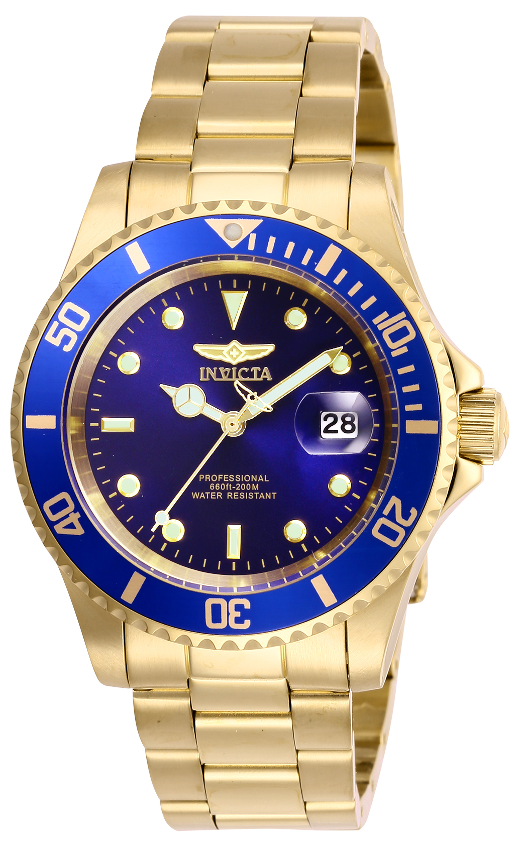 Blue - Gold