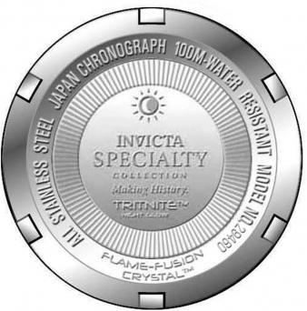 Invicta-Men-039-s-Pro-Diver-Chronograph-Watch-29459-29460-29461-29462 thumbnail 6